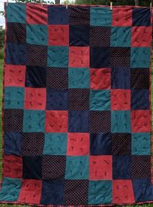 """60"""" x 80"""" Corduroy Comforter"""